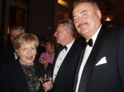 With Zyta Gilowska at the BCC gala event (2006)