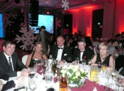 The recapitulation of year 2010 in Nestle Polska took place during a ceremonial ball organized at the Hilton Hotel in Warsaw, February 2011