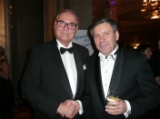 Grand Gala of Polish Business Leaders, with Deputy Prime Minister, the Minister of Economy Janusz Piechociński, Warsaw, Jan 2013