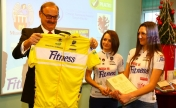 Yellow jersey of the champion. A summary of the cycling season in Torun PACIFIC Cycling Club, December 2013