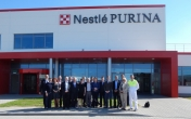 Executives and key managers of all Nestlé companies met in new Nestlé Purina plant in Nowa Wieś Wrocławska, May 2015