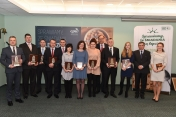 Cereal Partners Poland - Employees of the Year 2017, Dec. 2017
