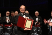 Gala of Leader's of the Polish Business, Warsaw, Jan. 2018