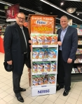 Store check in Poland with Dave Homer CPW CEO, March 2017