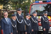 140th anniversary of fire brigade in Lubicz, Sept 2017