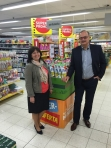 Store Check in Poland, May 2015