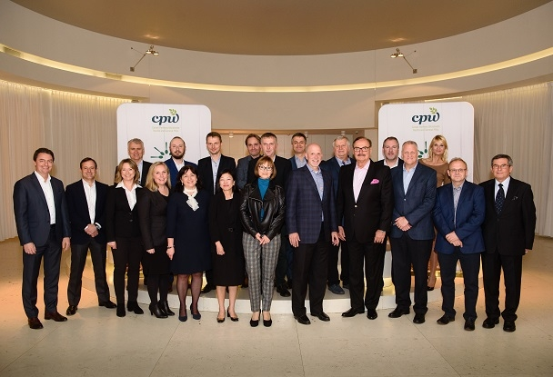 The General Mills' Management Board in Torun and Lubicz, 2017-10-25