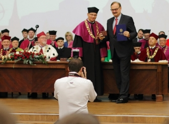 Economists honoured the CPP President, 2018-06-18