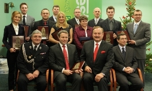 CPP Toruń-Pacific' best employees of the passing year 2009 2009-12-16