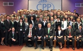 Yearly summary in the Sales Department of CPP 2009-01-11
